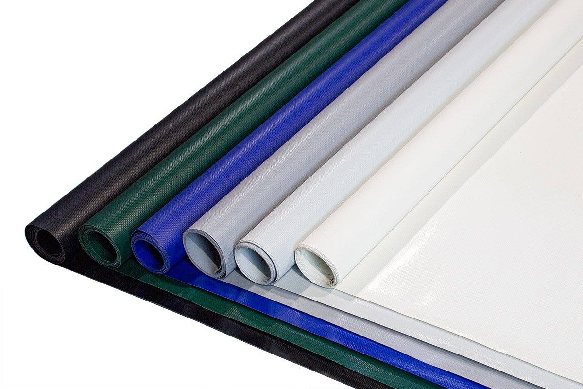 Ösen 700g//m² GRÜN PVC Material  LKW Plane Abdeckplane Bootsplane Carport Dach o